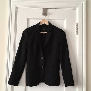 J. Crew Super 120s Suiting Blazer
